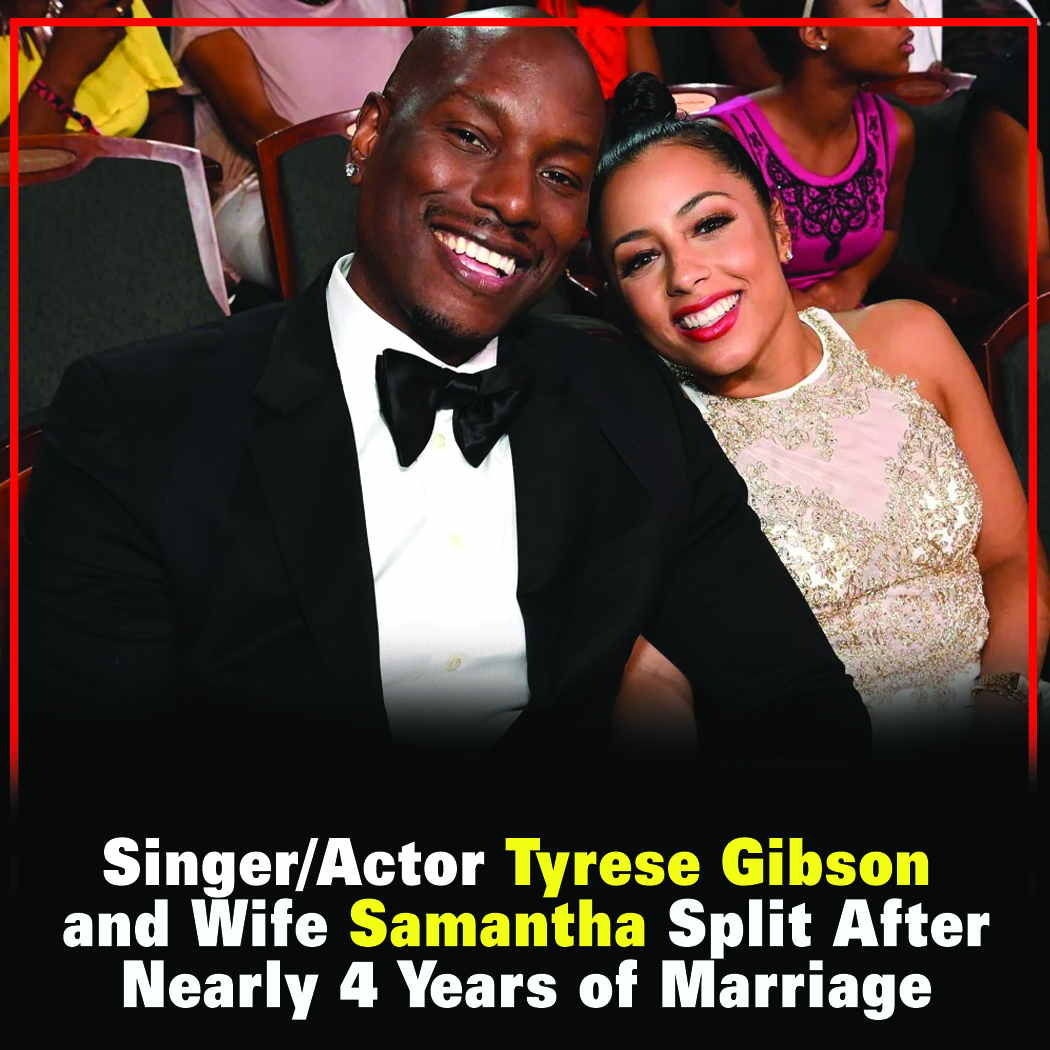 Tyrese Gibson and his wife, have made the 'difficult decision'