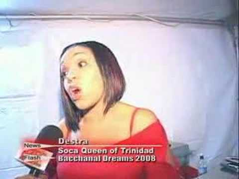 Destra at Bachannal Carnival 2008